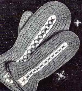 Child's Mitten II | Free Crochet Patterns