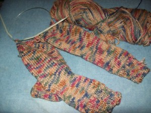 Free Two Needle Sock Knitting Patterns : Welcome to Grandmother s New Blog! I m so excited?   Grandmothers Patter...