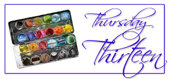 Thursday 13 – Free Pattern Resources from around the web