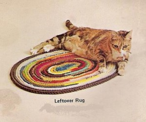 Don't miss last week's posts on Thrifty Creativity – a collection of patterns for leftover yarn
