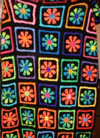 CROCHET SHELL PATTERN AFGHAN - Crochet Club