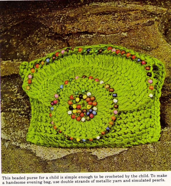 Fun, Funky, Fluffy, Flap Hat-Free Crochet Pattern « Cobblerscabin