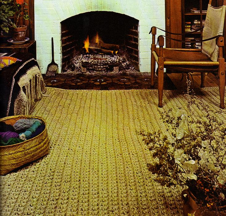 How to Finish a Crocheted Rug | eHow.com