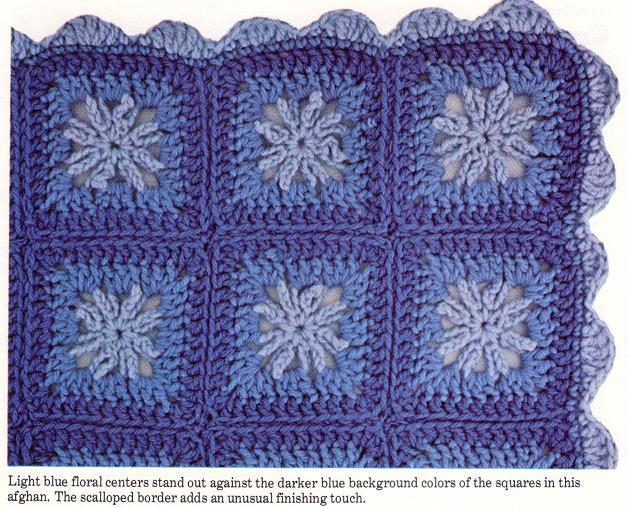 Crochet Patterns Granny Square Afghan : Crochet Patterns Free Afghan Squares Crochet Granny Squares 8 Free