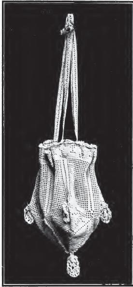 Free Vintage Crochet Bag Pattern : free vintage crochet handbag pattern ? Grandmothers ...