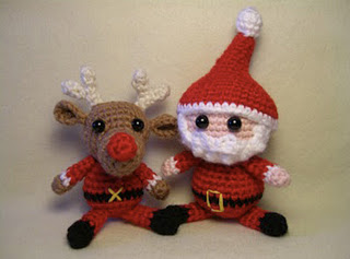 Christmas Cute! Crochet Amigurumi