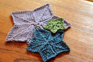 Star Knitting Pattern Free : Christmas Stars to Knit and Crochet   Ten Free Patterns   Grandmothers P...
