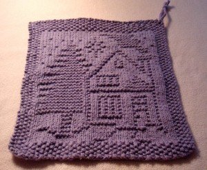 Quick and Easy Dishcloth Knitting Patterns