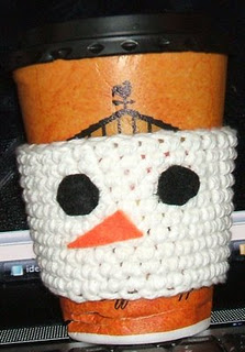 Quick Gifts Knit And Crochet Christmas Cup Cosies And Coffee