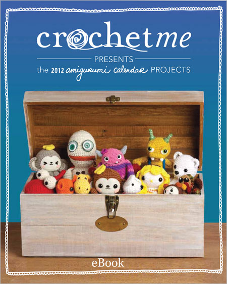 Crochet Me Free Patterns : Join the Crochet Me Amigurumi crochet-along for 2012 - Free patterns ...