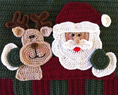 Free Applique Crochet Patterns | How to Applique