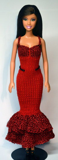 Barbie Clothes Knitting Patterns Free : The Best Resource for Free Barbie Clothes Patterns!   Grandmothers Patte...