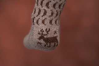 Animals of Alaska – free patterns to knit and crochet – The Moose
