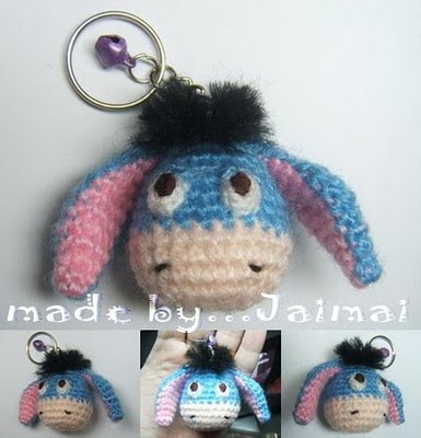 Little Lucas Free Amigurumi Pattern : Happy Birthday to Author A.A. Milne Free ? Little Blue ...