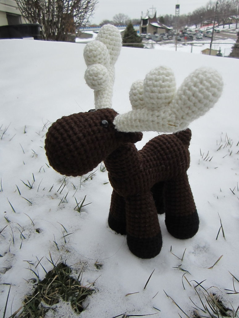 Animals Of Alaska Free Patterns To Knit And Crochet