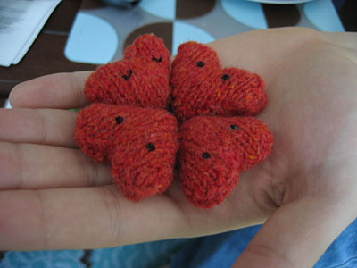 Lots of Hearts to knit – free patterns – Grandmother's Pattern ...