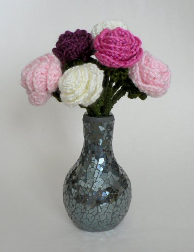 Valentine s Day Roses for Your Own True Love ? knit ...