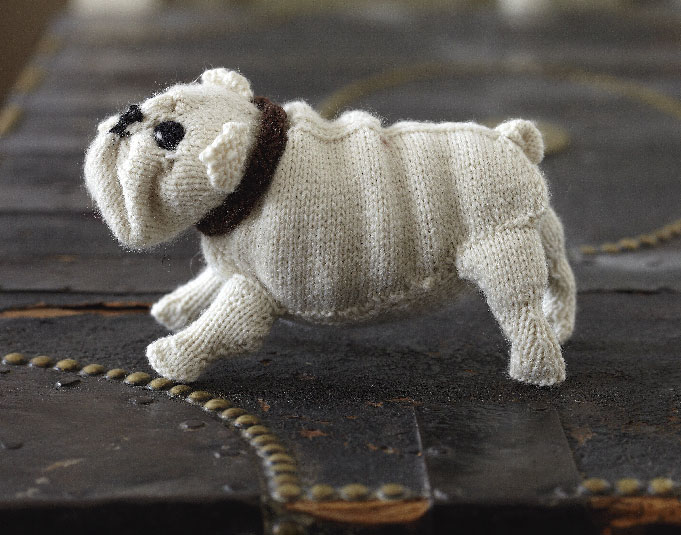 Free Knitting Pattern Toy Puppy : Dogs To Knit   free patterns   Grandmothers Pattern Book