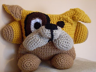 Ravelry: Puppy Dog Hat Pattern pattern by Sweet Kiwi