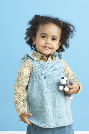 dffc9cf73 The Prettiest Spring Sweaters to knit for girls – free patterns ...