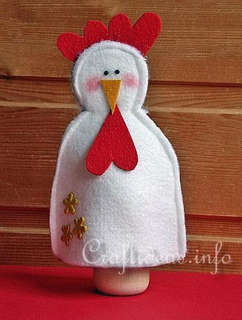Ravelry: Chicken and Duck Egg Cozies (Easter) pattern by