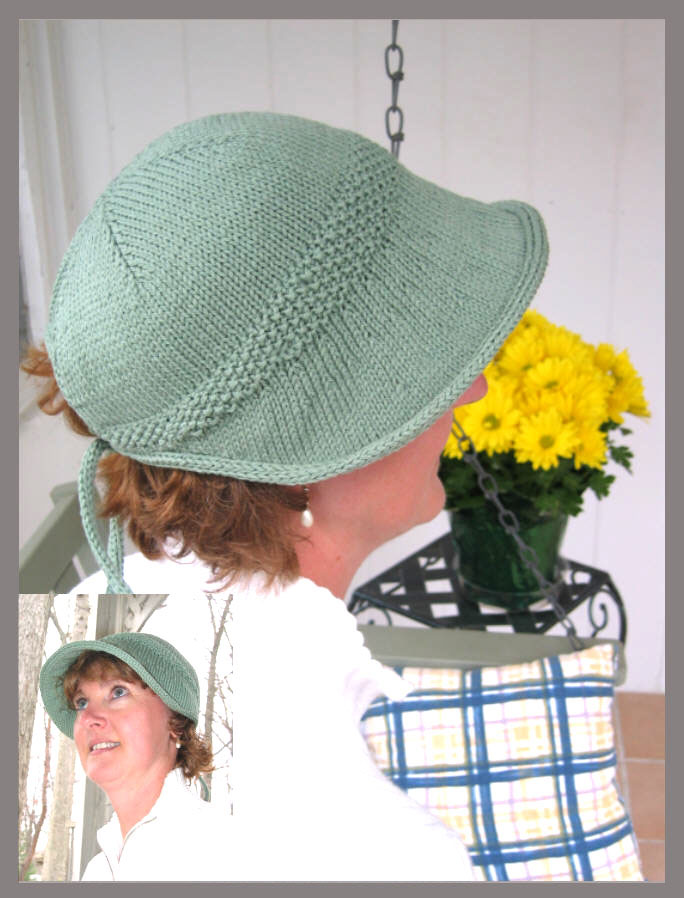 Pretty Spring Hats To Knit For Women Free Patterns