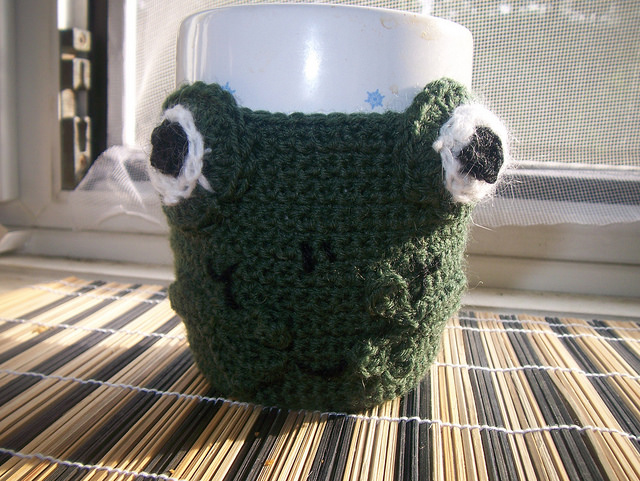 Crochet A Frog For April It S National Frog Month
