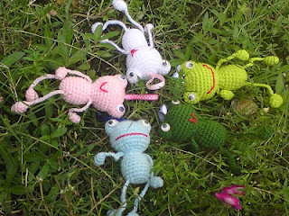 crochet pattern frog on Etsy, a global handmade and