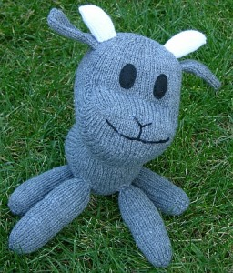 Reader Request Knit Or Crochet A Goat Free