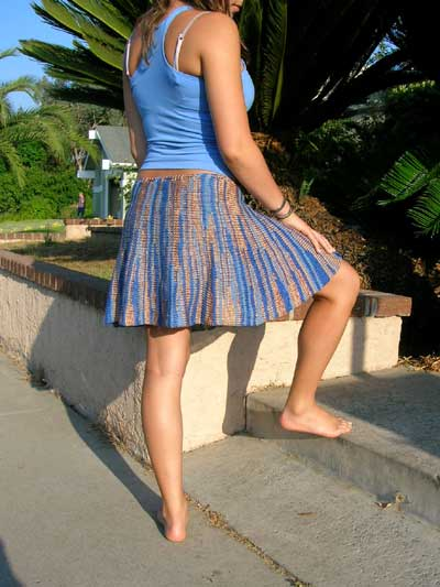 Spring And Summer Skirts For Women Free Patterns To Knit And