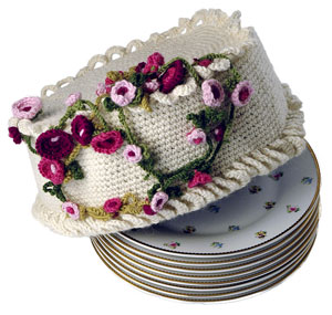 Wedding Knit and Crochet   Wedding Cakes   free patterns   Grandmothers ...