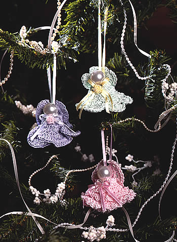 Crochet - Christmas & Angels on Pinterest | 77 Pins