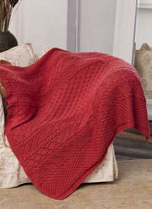 Christmas in July - Knit a Christmas Afghan - free ...
