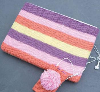 Laptop Bag Knitting Pattern : KNIT LAPTOP BAG PATTERN 1000 Free Patterns