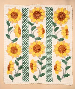 Sunflowers To Knit And Crochet Free Patterns Grandmother S