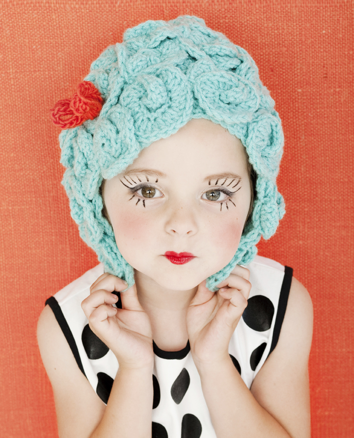 ... Wigs for Halloween - free patterns - Grandmothers Pattern Book