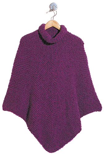 Knit Poncho Free Pattern : Free Knit Poncho Knitting Pattern Car Interior Design
