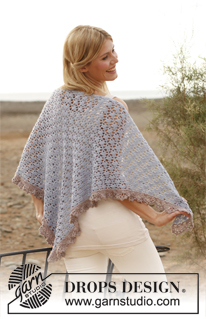 More Crochet Shawls and Wraps for Fall – free patterns