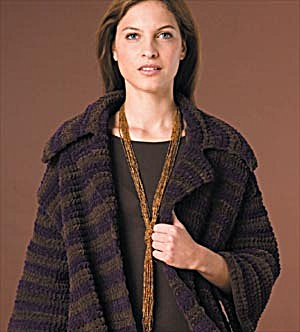 Free Crochet Pattern For Sweater Coat : Getting Ready for Cold Weather ? Crochet Coats, Long ...