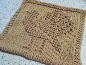 For Your Kitchen Autumn Dishcloths To Knit And Crochet