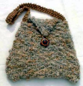 Knit the Best Fall Bags and Purses   free patterns   Grandmothers Patter...