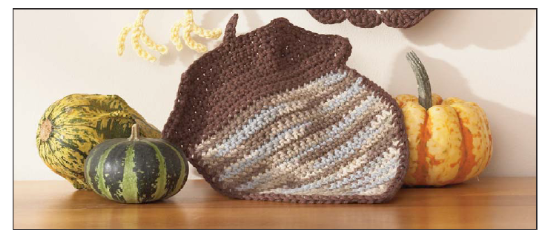 For Your Kitchen Autumn Dishcloths To Knit And Crochet Free