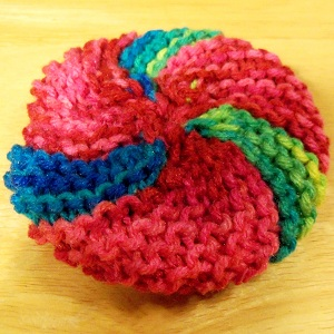 Knitted Scrubbies Free Pattern : Kitchen Knit and Crochet   Pot Scrubbers   free patterns   Grandmothers ...