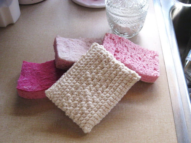 Crochet Patterns Scrubbies : ... Crochet - Pot Scrubbers - free patterns - Grandmothers Pattern