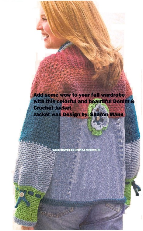 Getting Ready for Cold Weather ? Crochet Coats, Long ...