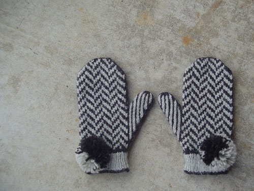 Lovely Knit Colourwork And Fair Isle Mittens Free Patterns