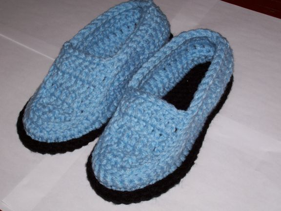 Warm Slippers To Crochet For Men 10 Free Patterns Grandmothers