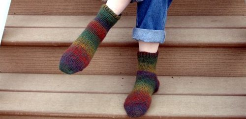 Crochet Socks Free Patterns Grandmothers Pattern Book