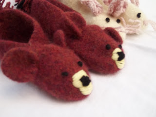c2c842173d95 Slippers to Knit for Kids – Cute and Warm – 18 free patterns ...