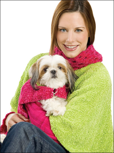 The Best Sweaters And Coats To Knit For Your Dog Free Patterns